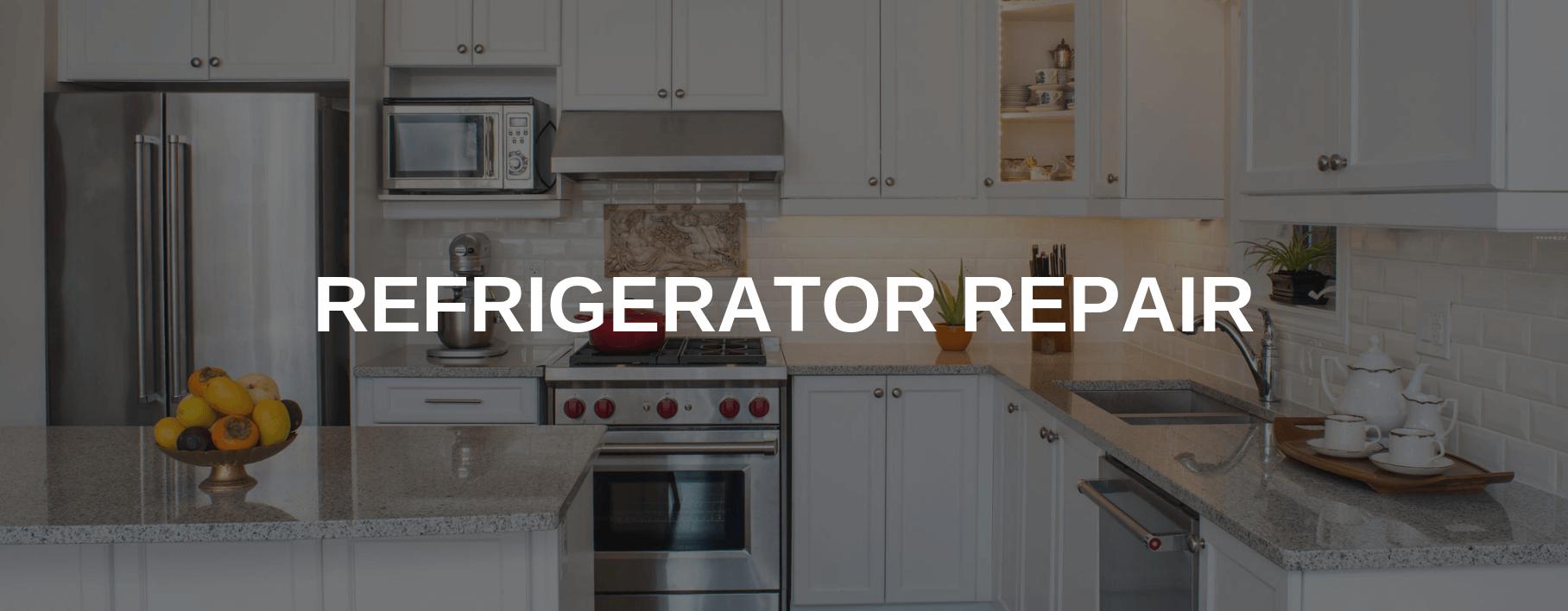 refrigerator repair new brunswick
